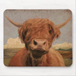 Highland Cow Mousemat
