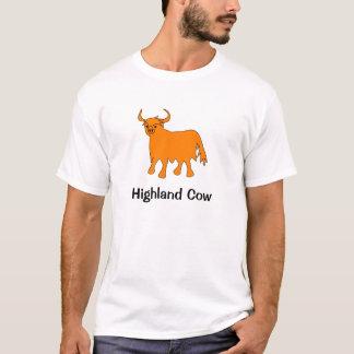 Highland Cow t shirt design