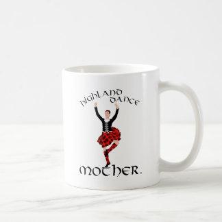 Highland Dance Mother Classic White Coffee Mug