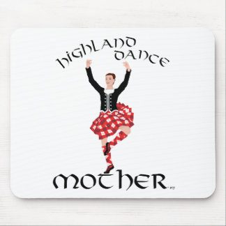 Highland Dance Mother Mouse Pad