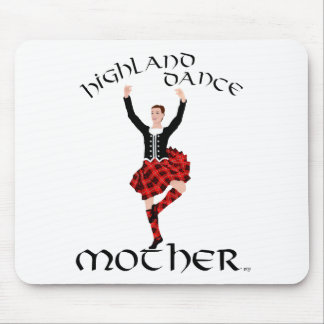 Highland Dance Mother Mousepad