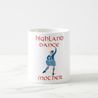 Highland Dance Mother - Teal Mug