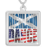 Highland Dance Necklaces