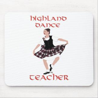 Highland Dance Teacher - Country Dances Mousepad