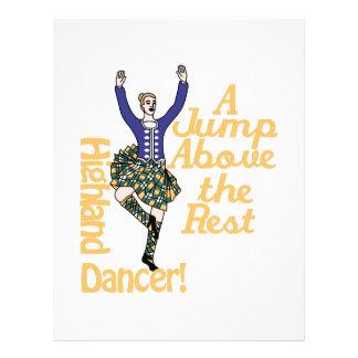 Highland Dancer2 Letterhead