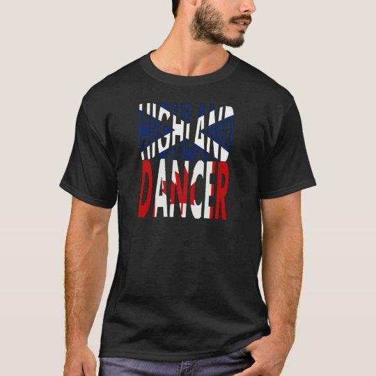 Highland Dancer Canada T-Shirt
