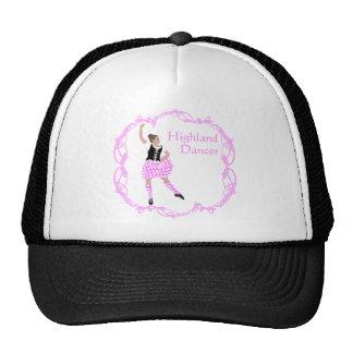 Highland Dancer Pink Aboyne Trucker Hat