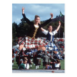 Highland Dancing Post Cards