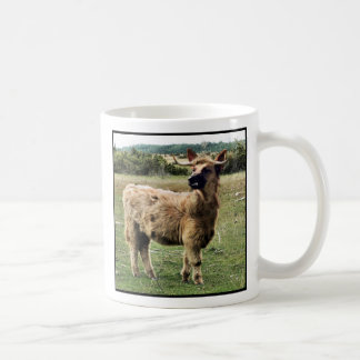 Highland dog mug