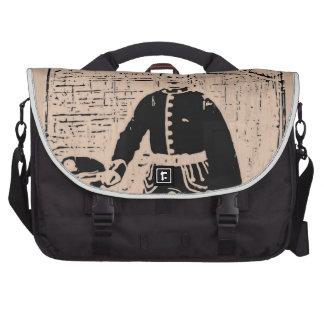 Highland Gent Laptop Messenger Bag