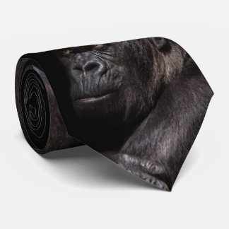 Highland Gorilla - Thinker Neck Tie