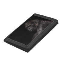 Highland Gorilla - Thinker Trifold Wallet