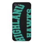 Highland Hawks iPhone 5 Cases