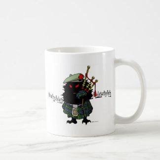 Highland Hedgehog Piper Coffee Mug