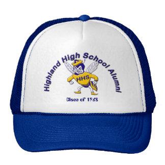 Highland Hornet Alumni Class Trucker Hat