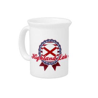 Highland Lake, AL Beverage Pitchers