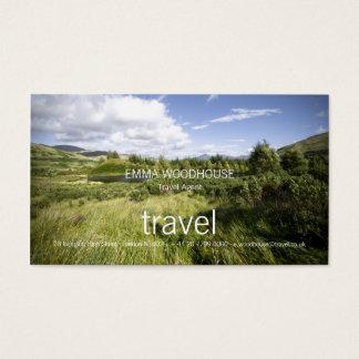 Highland Landscape • Business Card