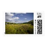 Highland Landscape Stamp