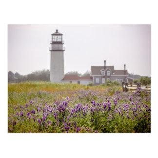 Highland Light- Cape Cod, MA. Postcard