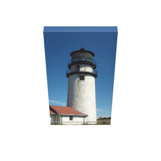 Highland Light House in Cape Cod Canvas Print