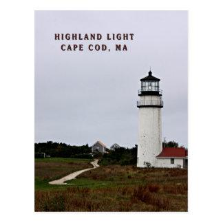 Highland Light Postcard
