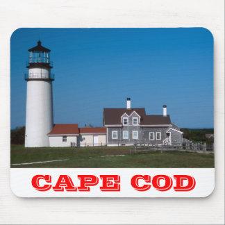 Highland Lighthouse Cape Cod Massachusetts Mousepa Mouse Pad