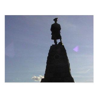 Highland Memorial Newfoundland Park Postcard