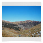 highland mountains print