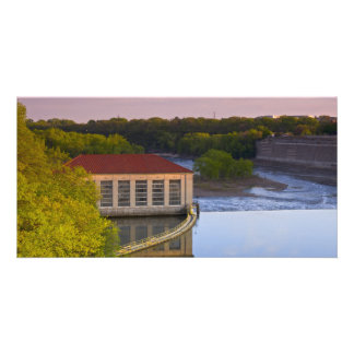 Highland Park Powerhouse and Dam Card