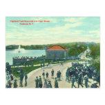 Highland Park Reservoir Postcard
