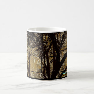 Highland Park Tree Classic White Coffee Mug