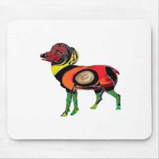 HIGHLAND PATTERNS MOUSE PAD