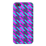 Highland Pink Houndstooth Case For iPhone 5