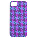 Highland Pink Houndstooth iPhone 5C Cases