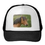 Highland Pony 9Y073D-135 Mesh Hat