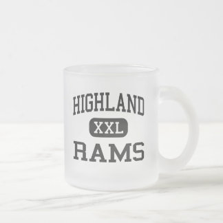 Highland - Rams - High - Salt Lake City Utah Coffee Mug