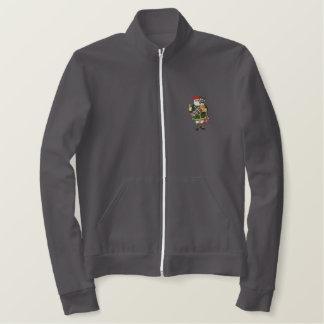 Highland Santa Claus Embroidered Jacket