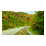 Highland Scenic Highway, West Virginia Poster
