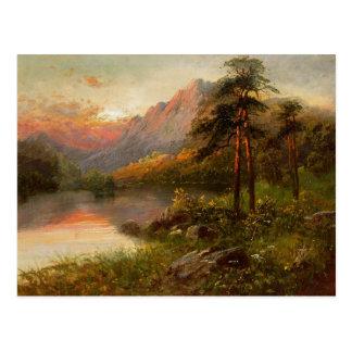 Highland Solitude Postcard