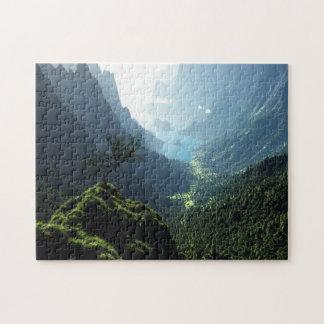 Highland Spring Jigsaw Puzzle