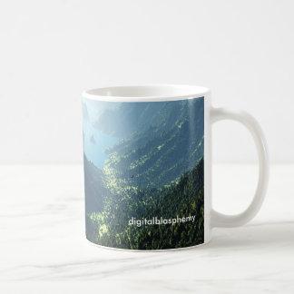 Highland Spring Mug Basic White Mug
