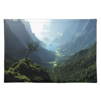 Highland Spring Placemat