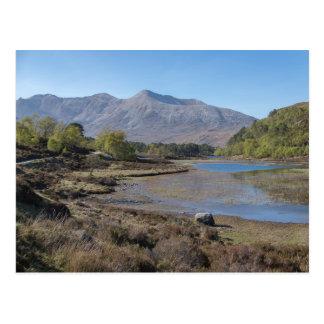 Highland Spring Postcard