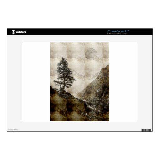 """Highland Trail Japanese Art Skins For 15"""" Laptops"""