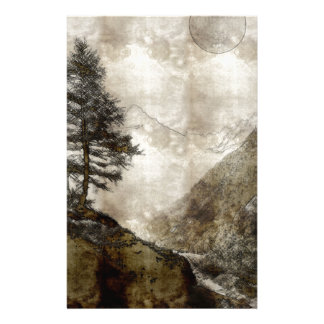 Highland Trail Japanese Art Stationery