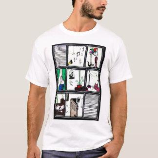 Highland Village Windows One T-Shirt