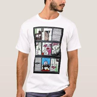 Highland Village Windows Two T-Shirt