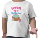 Highlander Cat Breed Loved By A Gift Tshirts