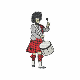 Highlander Drummer