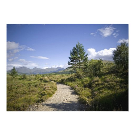 Highlands • Card / Invitation